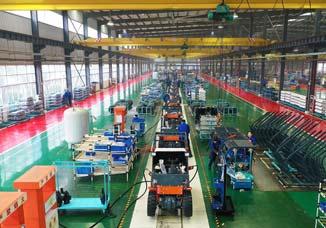 安徽合力用创新思路推进制造业高质量发展